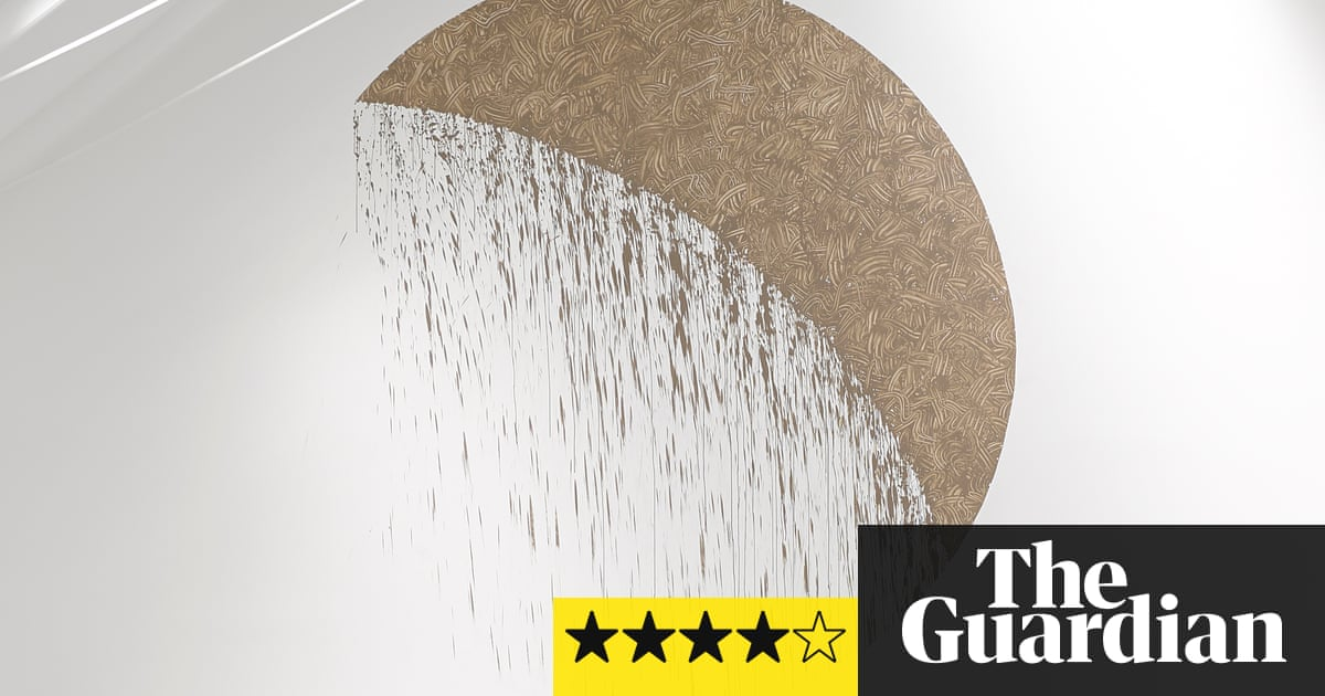 Richard Long review - modern primitive sees the cosmos ...