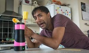 Rhik Samadder tests the Egg Master for his Guardian column Inspect a Gadget.