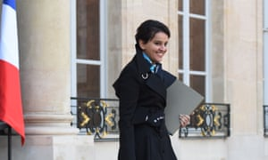 Najat Vallaud-Belkacem said: 'Secularism is not something against [pupils]; it protects them.'