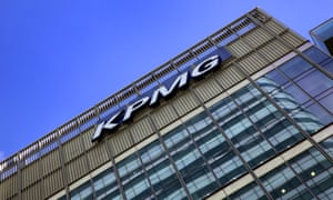 KPMG audited HBOS from 2001-08.