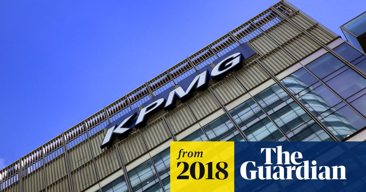 KPMG singled out in critical report on audit industry