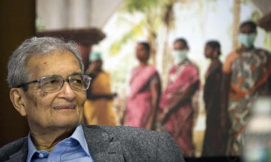 Amartya Sen … the word 'precocious' doesn't begin to describe his schooldays.