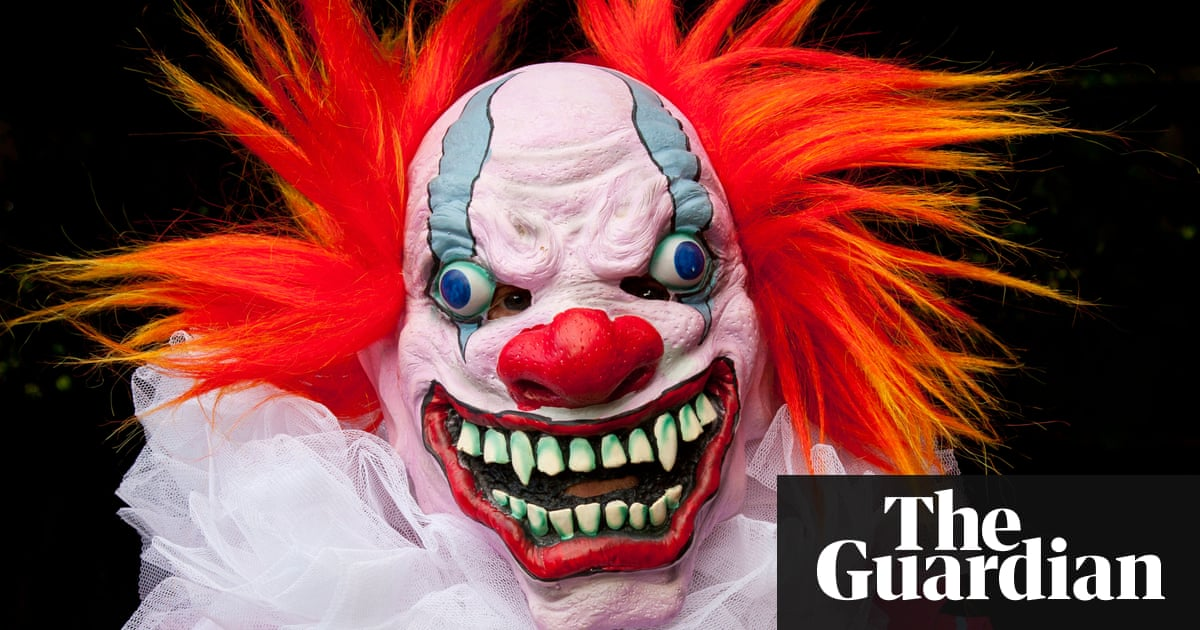 Clown sightings: the day the craze began | Culture | The ...