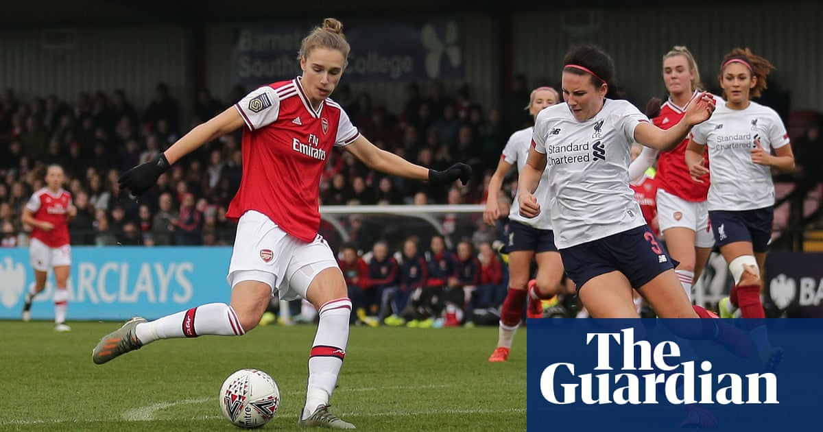 Vivianne Miedemas Cool Strike Gives Arsenal Edge Over