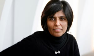 Kully Thiarai, artistic director of National Theatre Wales.