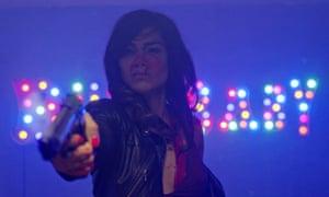 Banal, sub-Tarantino nonsense … Red Devil