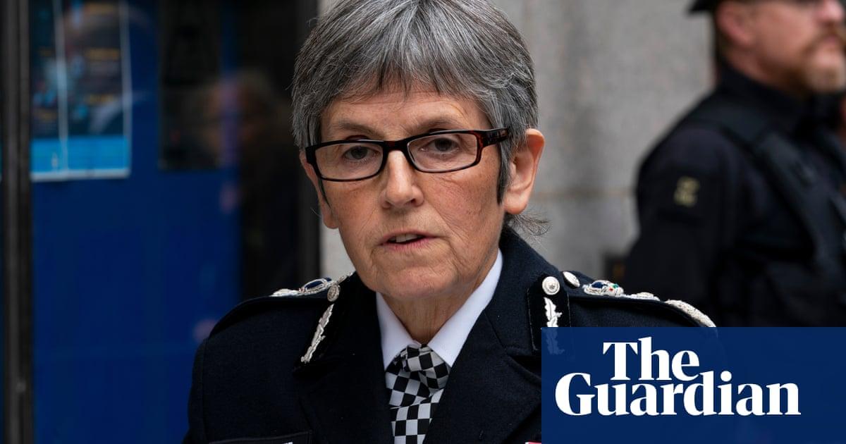 Cressida Dick must be held accountable over Couzens case, says ex-Met chief