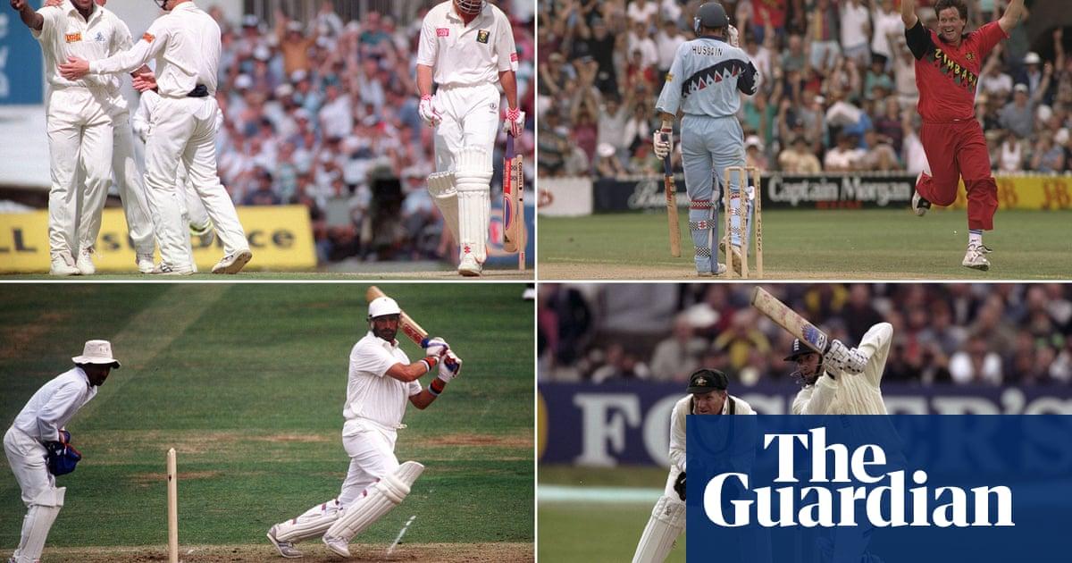 Cricket quiz: England in the 1990s