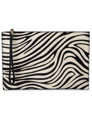 Zebra bag £65 whistles.com