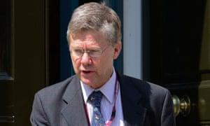 Edward Troup, executive chair of HMRC