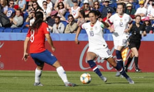Carli Lloyd combines hard work with talent