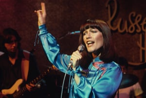 Kiki Dee in 1977.