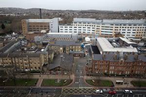 Lewisham Hospital in 2017.