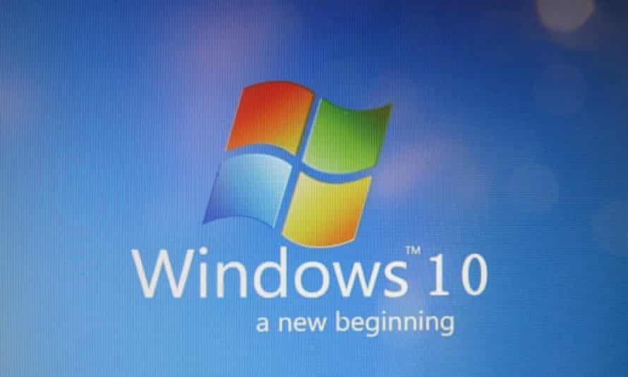 Intrusive … Microsoft's new update to Windows