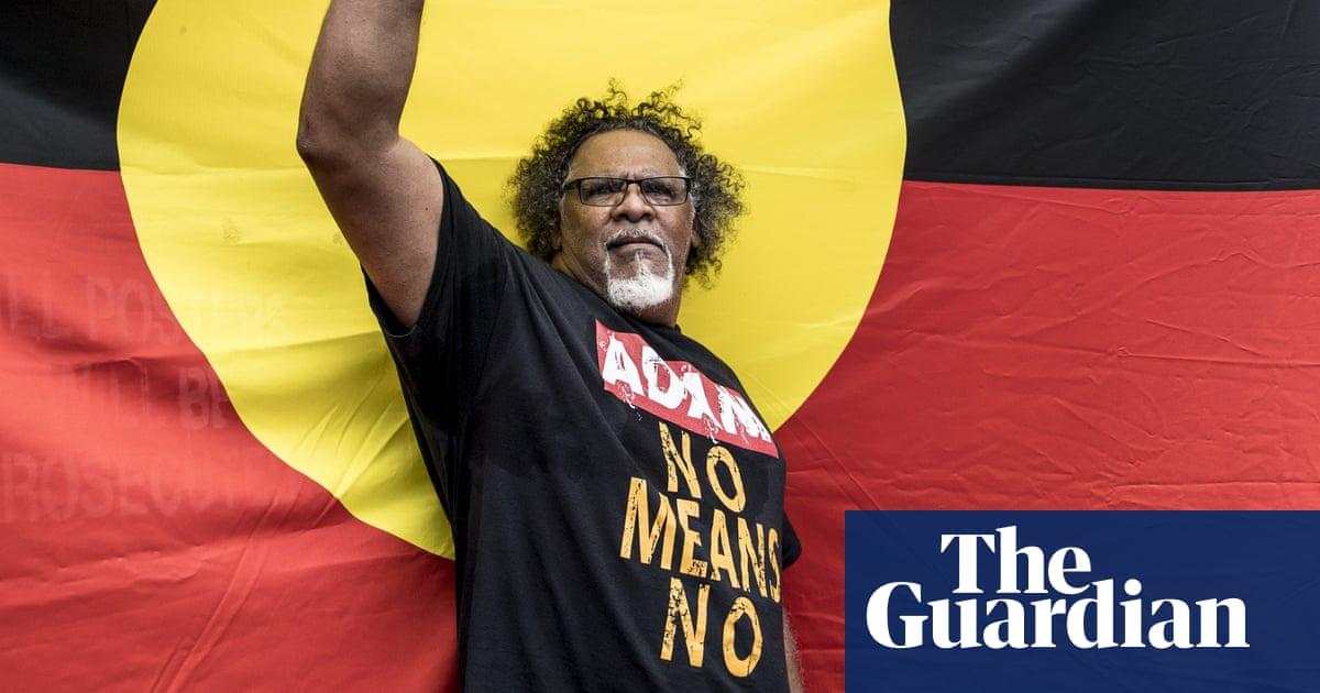Queensland police regret making Indigenous leader leave Adani mine site during protest