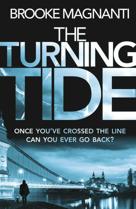 Jacket for The Turning Tide