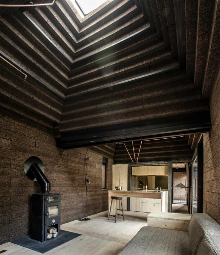 Cork House interior