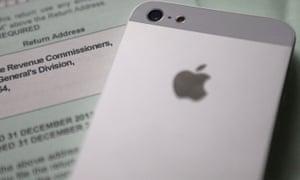 Apple Ireland tax