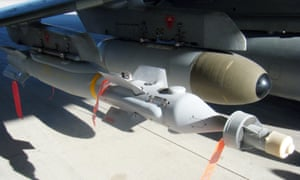 A Paveway IV guided bomb.