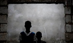 Said, 16, and Yarg, 13, born into hereditary slavery in Mauritania