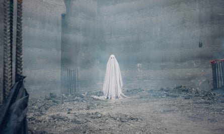 'Dawn of the existential dread' … Casey Affleck in A Ghost Story.