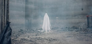 Bizarre and brilliant … A Ghost Story.