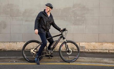 Gepida mountain bike