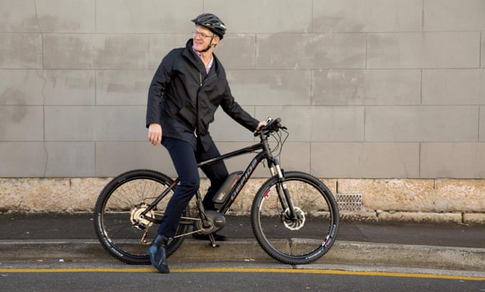 E-bikes are reliable and healthy, so why aren't more people