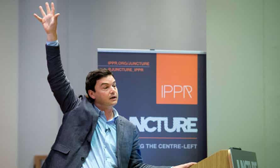 French economist Thomas Piketty suggests that capital, as with labour income, is likely to play a more significant role in driving inequality.