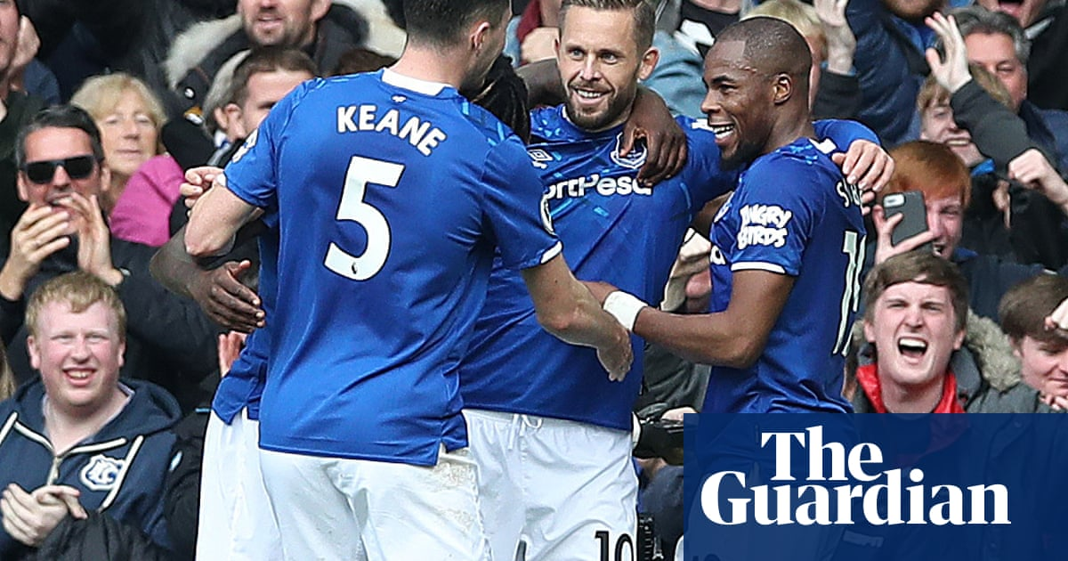 Everton's Marco Silva ignored pressure on him before West Ham win