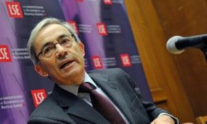 Christopher Pissarides, Nobel prize in economics winner
