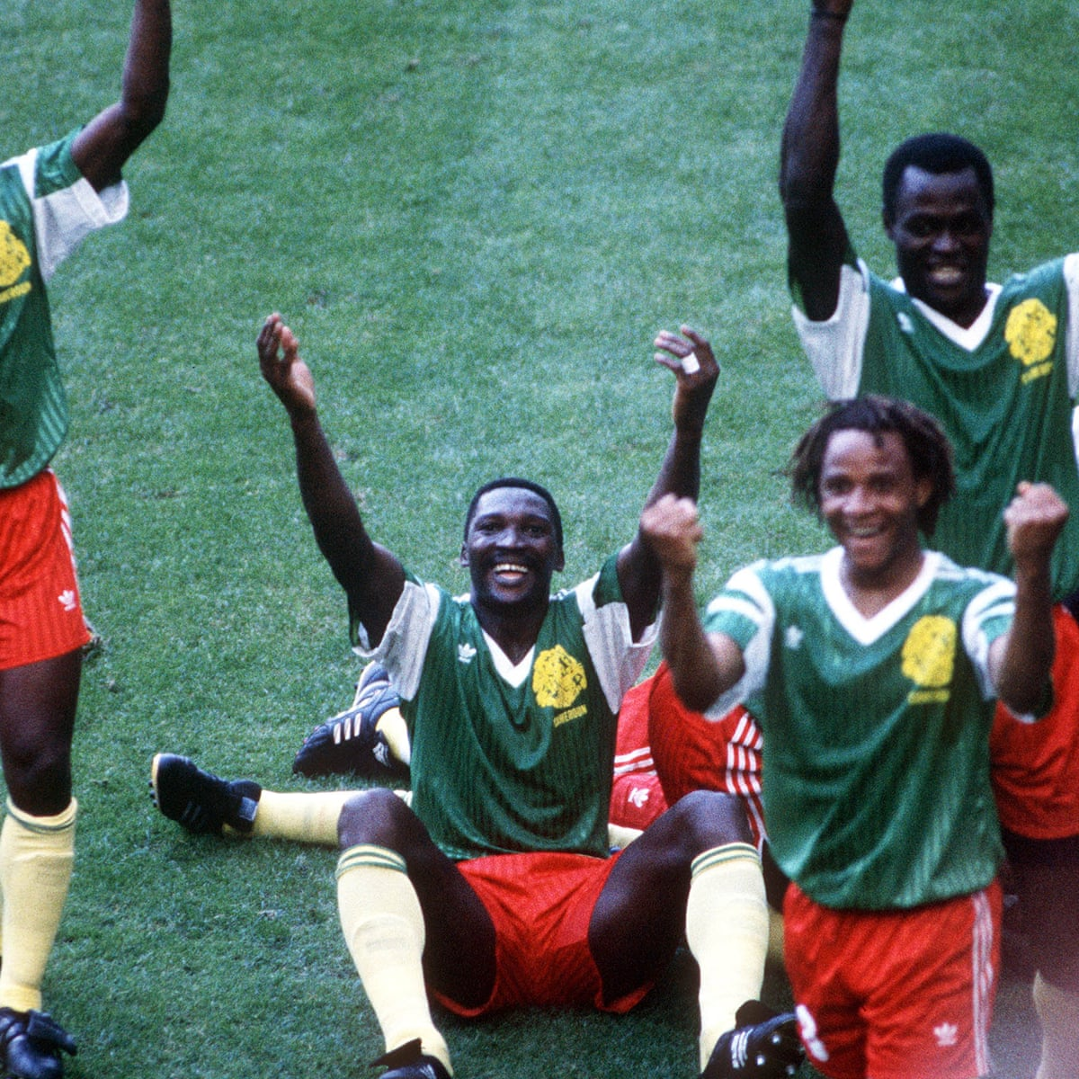 World Cup stunning moments: Cameroon shock Argentina in 1990 ...