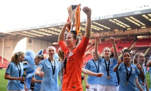 Karen Bardsley celebrates with the trophy after her two crucial penalty saves in the shootout.