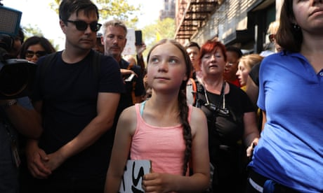 Greta Thunberg responds to Asperger's critics: 'It's a superpower'