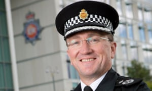 Ian Hopkins, Greater Manchester chief constable.