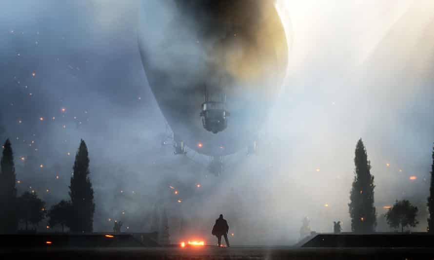 The developers of Battlefield 1 sought to accurately depict the weapons and technology of the First World War