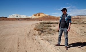 DBC Pierre in Coober Pedy, Southern Australia.
