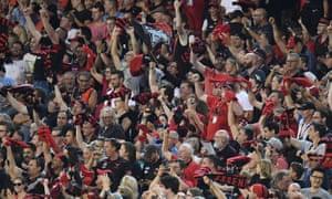 Essendon fans