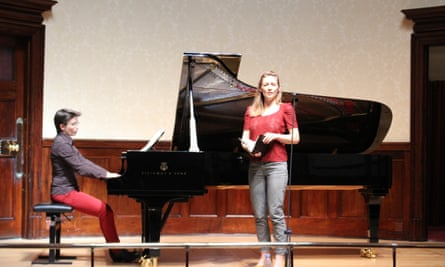 Sabine Devieilhe and Anne Le Bozec in concert at Wigmore Hall.