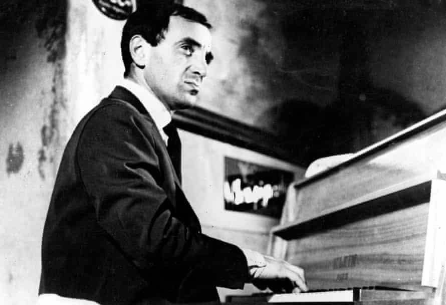 Charles Aznavour, 1960.