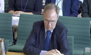 Ivan Rogers giving evidence to the Commons foreign affairs committee.