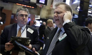 US shares open higher.