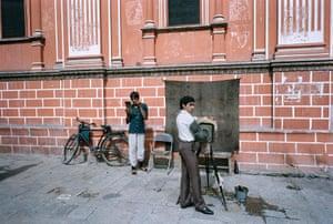 Jaipur, Rajasthan, India 1985
