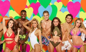 ©ITV Plc<br>From ITV Studios Love Island: SR3 on ITV2 Pictured: Back row: Harley, Marcel, Dominic, Kem and Sam. Front row: Olivia, Jessica, Camilla, Amber, Chloe and Montana. This photograph is (C) ITV Plc and can only be reproduced for editorial purposes directly in connection with the programme or event mentioned above, or ITV plc. Once made available by ITV plc Picture Desk, this photograph can be reproduced once only up until the transmission [TX] date and no reproduction fee will be charged. Any subsequent usage may incur a fee. This photograph must not be manipulated [excluding basic cropping] in a manner which alters the visual appearance of the person photographed deemed detrimental or inappropriate by ITV plc Picture Desk.  This photograph must not be syndicated to any other company, publication or website, or permanently archived, without the express written permission of ITV Plc Picture Desk. Full Terms and conditions are available on the website www.itvpictures.co.uk. For further information please contact: james.hilder@itv.com / 0207 157 3052