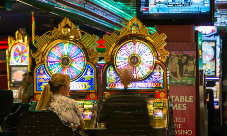 The fascinating maths and economics of slot machines | US news | The  Guardian