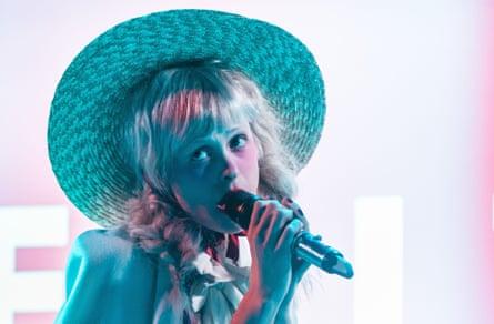 Petite Meller at Heaven nightclub, London, last month.