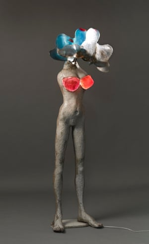 Illuminated Woman, 1966-1967 Private collection © ADAGP, Paris 2017. Photograph courtesy of the estate of Alina Szapocznikow/Piotr Stanislawski/Galerie Loevenbruck, Paris. Photo Fabrice Gousset.