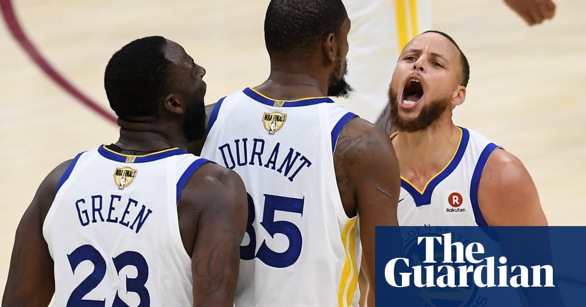 aa8ce0f61e7 The inevitability of the Warriors  greatness crushes opponents  souls