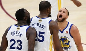 61efe439cd1 The inevitability of the Warriors  greatness crushes opponents ...
