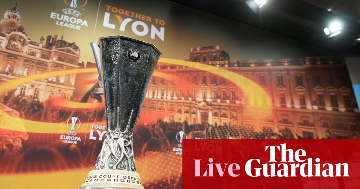 Europa League semi-final draw: Arsenal handed Atlético test – as it ...